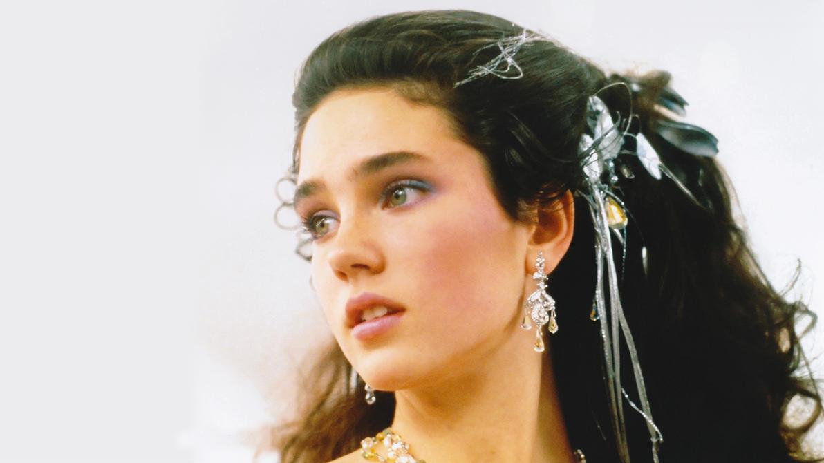 Jennifer Connelly by tchmyf4 on DeviantArt Labyrinth 1986 Sarah