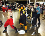 Anime North 2014 - Cooking With Scorpions and Liu by CallMeMrA