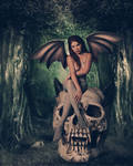 In the Garden of Demons by MelHeflin