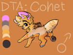 (Draw to adopt, open) Cohet the dog uwu by FearTheAdoptables