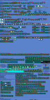 MushHog Mega Man Sprites 3.0