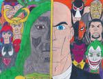 Marvel Super Heroes VS DC Universe - Villains