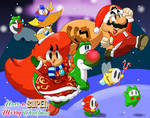 Have a Super Merry Christmas!