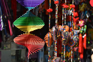 Chinese handcrafts by dervishd