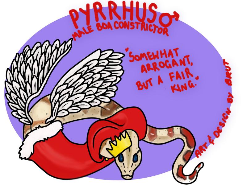 Pyrrhus by Befxxx