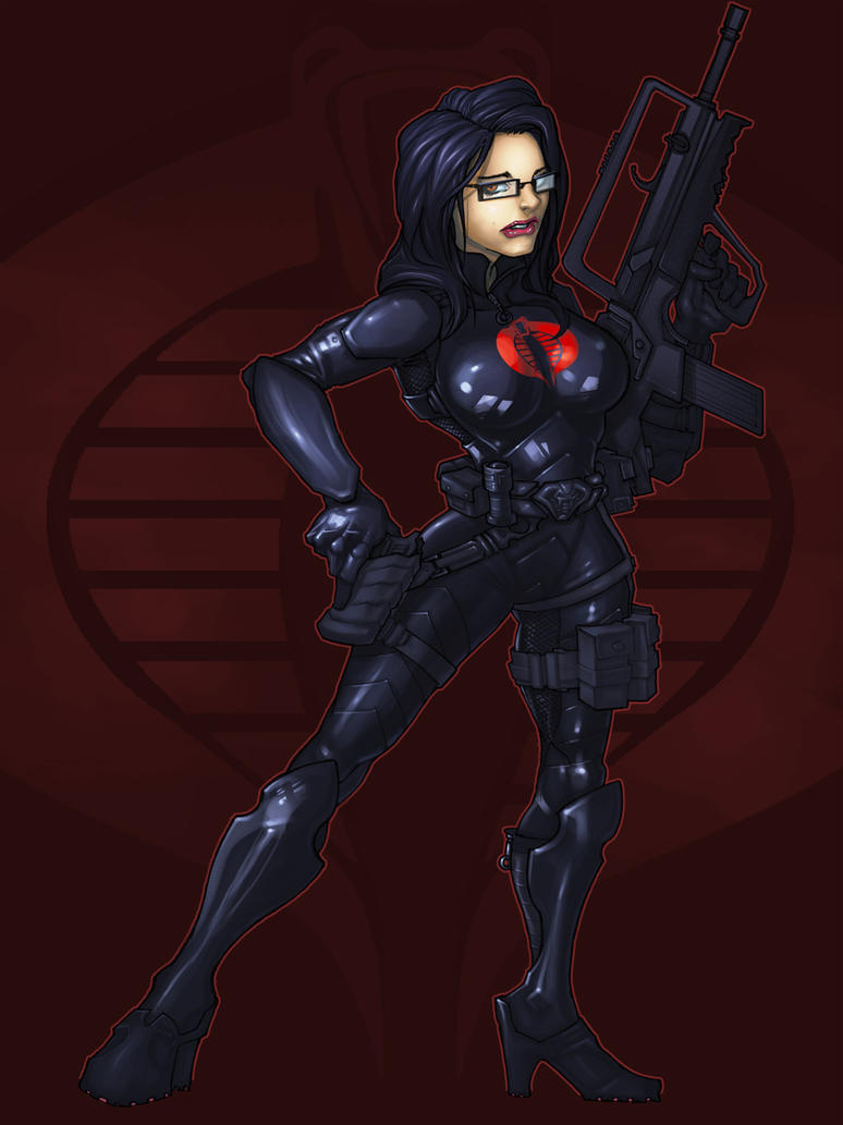 The Baroness by otherdane