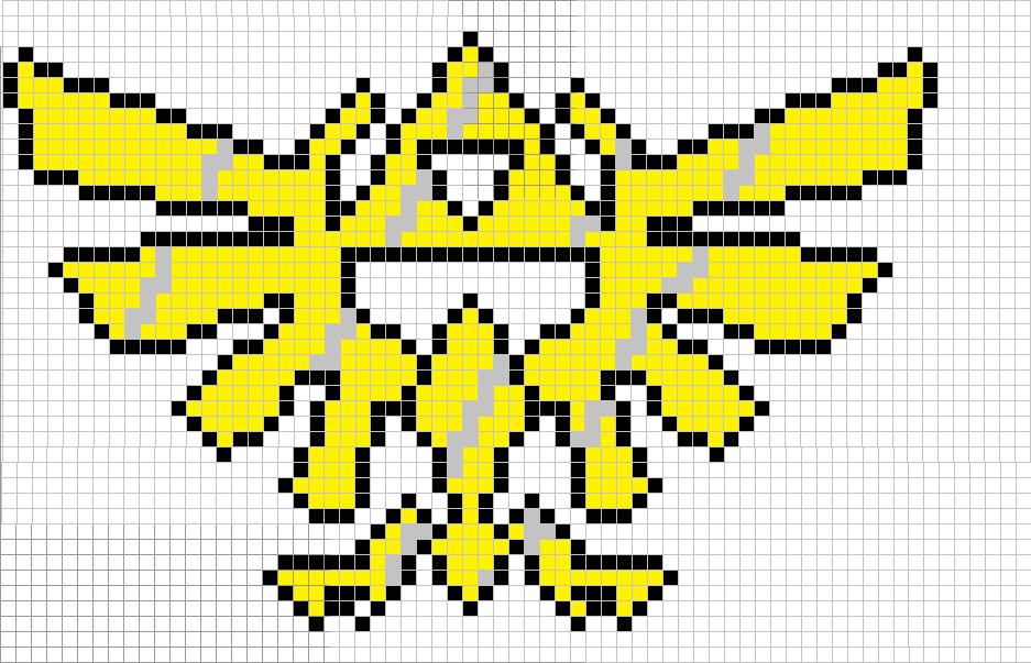 16 Bit Mario Grid