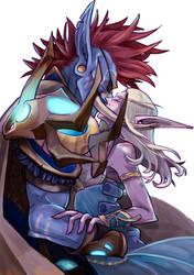 troll kiss