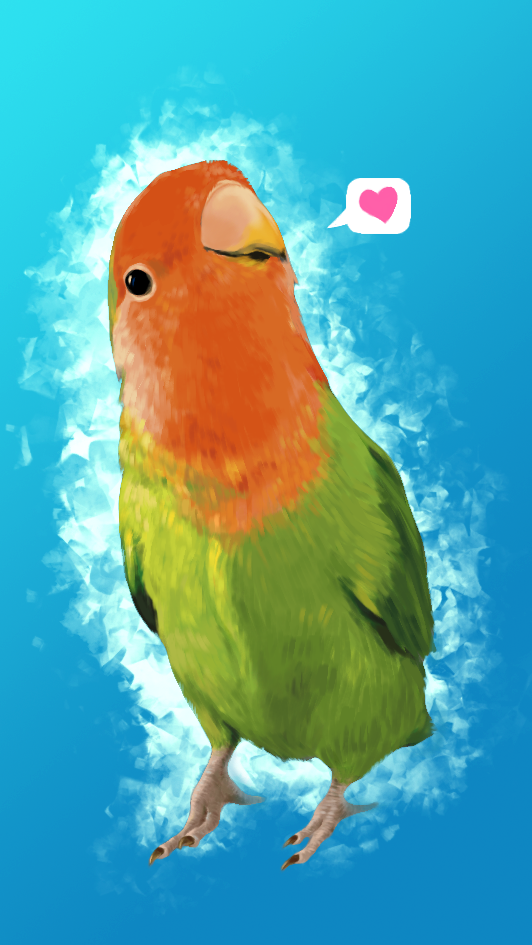 Lovebird by raisaoren
