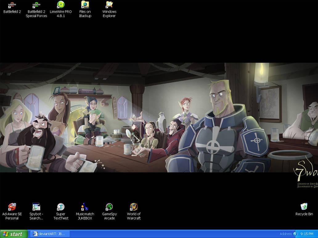 My Desktop ala Dapper Dan
