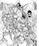 Seven Swords by AH