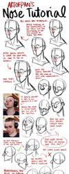 Nose Tutorial by artofpan