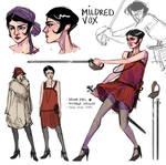 Mildred Vox