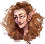 Lavellan (Portrait Commission)