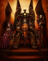 The Triumph of Evil by keisinger037