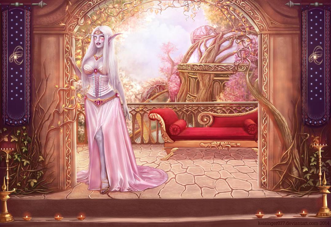 Queen Azshara by keisinger037