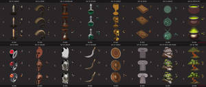 Material study. Step by step. Pt 2