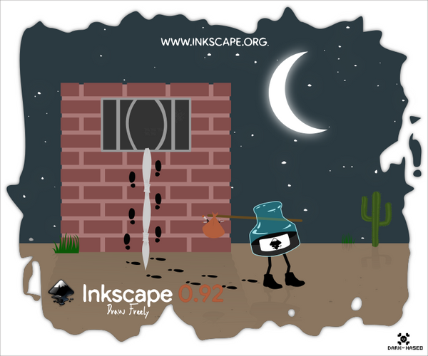 INK-ESCAPE by Haseovzla