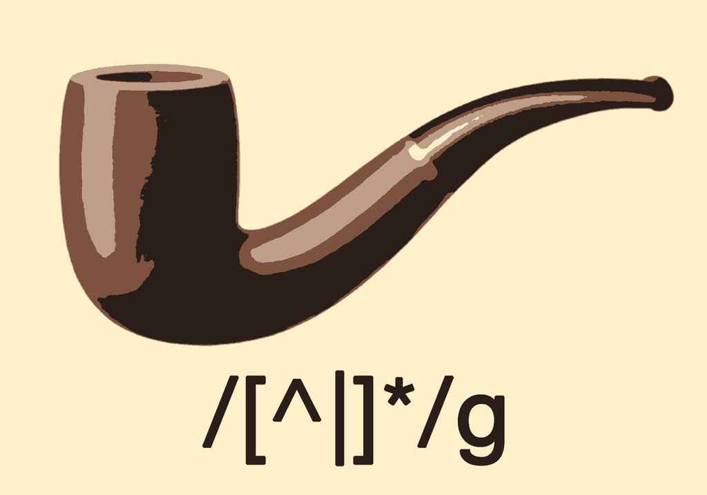 This is not a pipe regex by Benimation