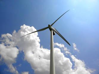 Wind turbine :)