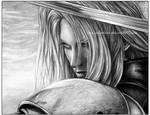 FF VII Sephiroth