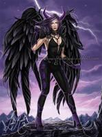 Sparkling Angel by keelerleah