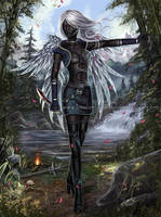 Spirit of Midnight by keelerleah