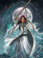 Aqua Sapphires by keelerleah