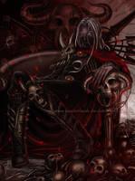 A Splash of Evil by keelerleah