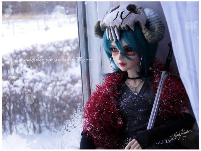Bleach: Nel Tu Winter Wonders by keelerleah