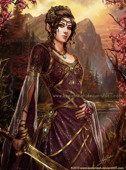 Daughter of the Forests