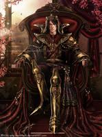 .:Golden Emperor:. by keelerleah