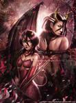 Bleach - Rukia and Byakuya -