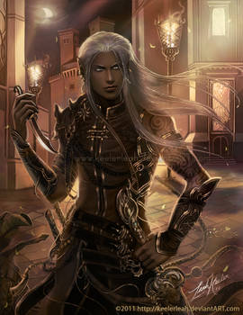 Drow in the City