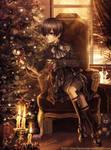 A Kuroshitsuji Christmas - Ciel by keelerleah