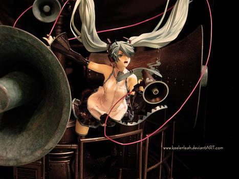 Hatsune Miku Love is War DX