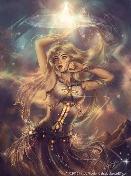 Reach for the Light by keelerleah