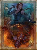 Xullrae Ace of Spades by keelerleah