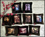New Print Pillows for Sale