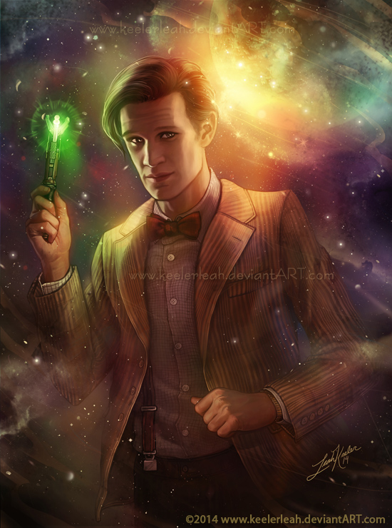 The 11th Hour - Doctor Who by keelerleah