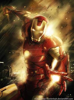Iron Man Mark III