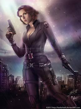 The Avengers: Black Widow by keelerleah