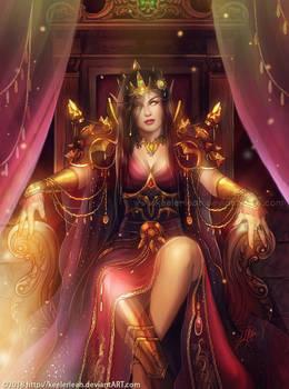 WoW: BloodElf ThroneRoom