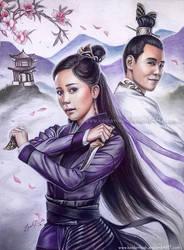 Legend of Fuyao by keelerleah