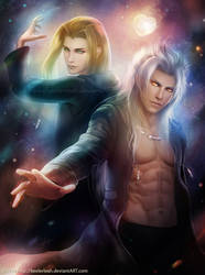 Kingdom Hearts: Xemnas and Vexen