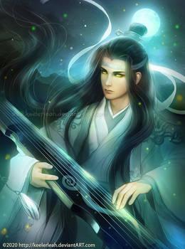 Mo Dao Zu Shi: Lan Wangji