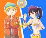 Cartmen vs Wendy