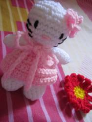 Amigurumi kitty by Anitadoma
