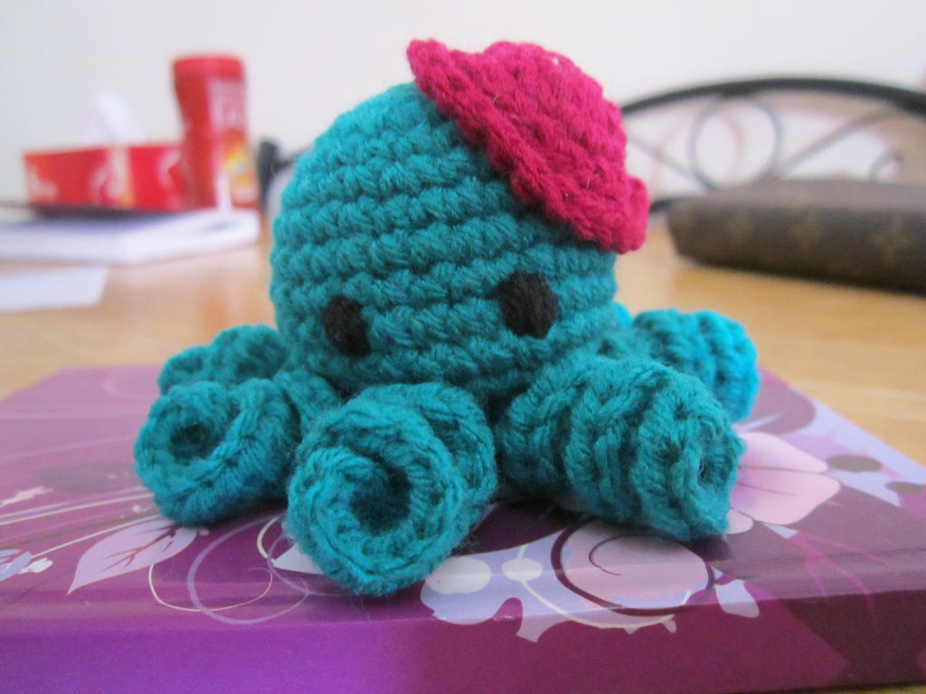 Crochet Octopus : Amigurumi Octopus Related Keywords & Suggestions - Amigurumi Octopus ...
