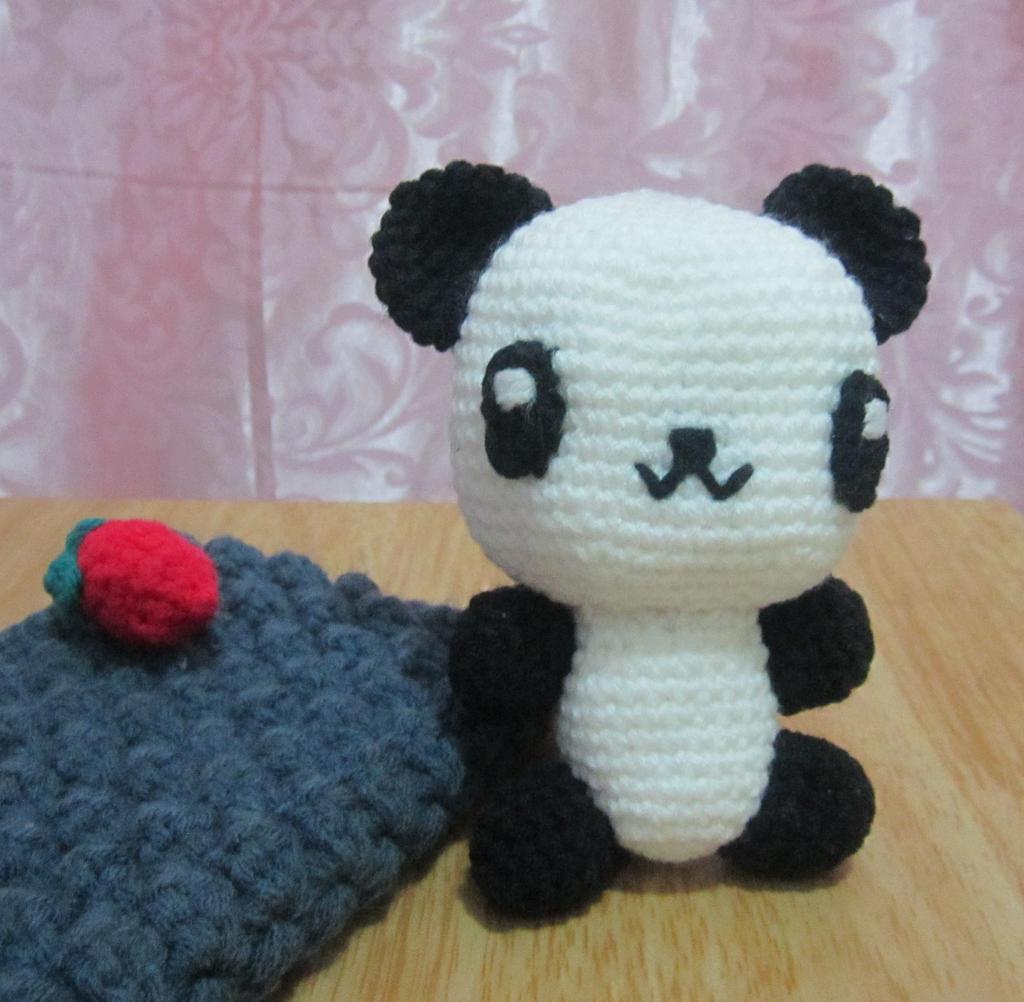 Amigurumi Panda by Anitadoma on deviantART